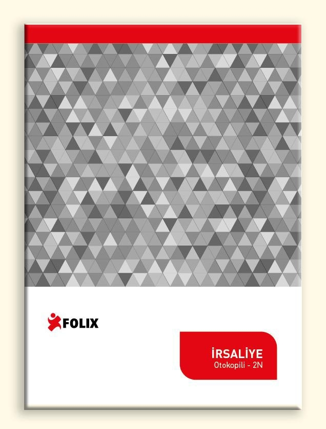 İrsaliye Defteri 2-50 FOLIX