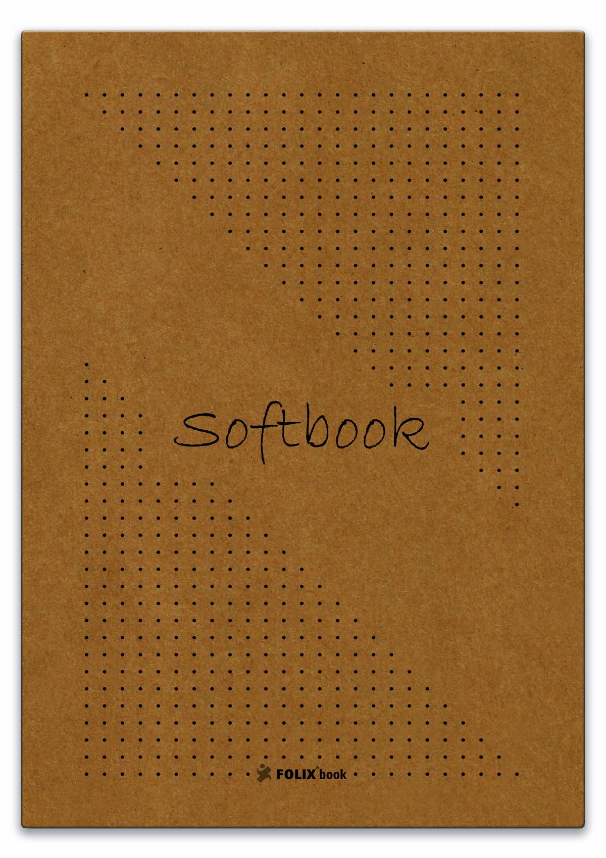 Softbook 15,5x23 cm Tel Dikiş Defter
