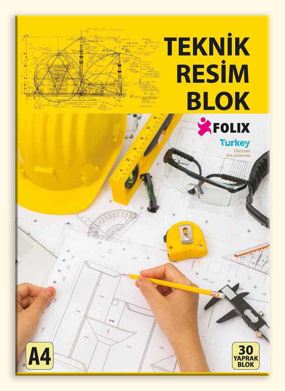 Teknik Resim Bloklar